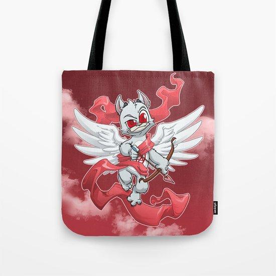 Cupid Evil Tote Bag