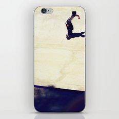 Pipe Ride iPhone & iPod Skin