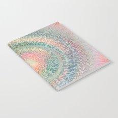 Pastel Mandala Notebook