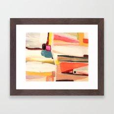 unma Framed Art Print