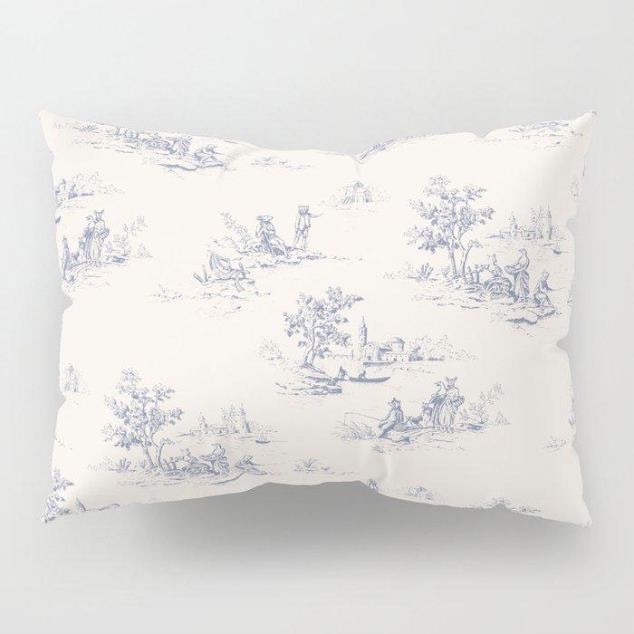 Animal Jouy Pillow Sham
