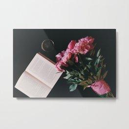Romantic Propose  Metal Print