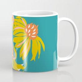 Flower Market Los Angeles Coffee Mug