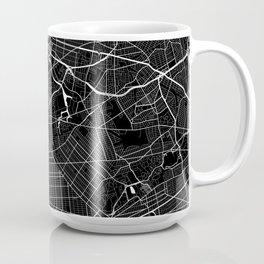 New York - Minimalist City Map Coffee Mug