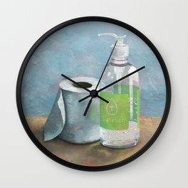 2020 Still life Wall Clock