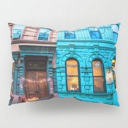 New York City Colors Pillow Sham