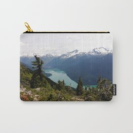 Turquoise gem of mountains - Cheakamus Lake Carry-All Pouch