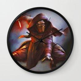 Kylo Ren Wall Clock