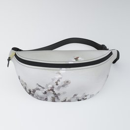Winter Abstract 4 Fanny Pack