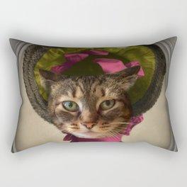 Young Lady of Savannah Rectangular Pillow