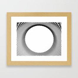 In The Sky #2 Framed Art Print