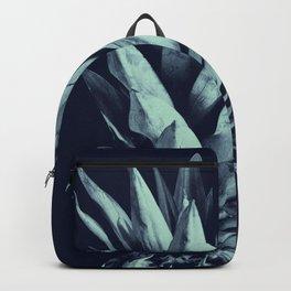 Navy Blue Pineapple Dream #1 #tropical #fruit #decor #art #society6 Backpack