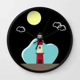 Mercusuar Wall Clock