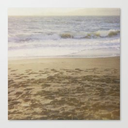 Baker Beach, San Francisco 8 Canvas Print