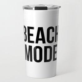 Beach Mode Travel Mug