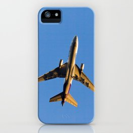 FedEx MD-10 iPhone Case