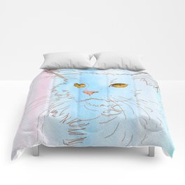 Magnificent Maine Coon Comforters