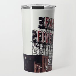 Farine Five Roses Travel Mug