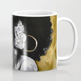 Naturally Queen VI GOLD Coffee Mug