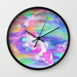 KOI Wall Clock