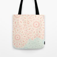 lace Tote Bags featuring Lace by LindsayMichelle