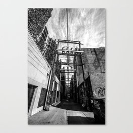 Eastside Canvas Print