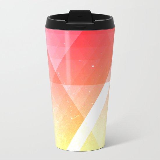 heat meter Metal Travel Mug
