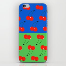 Cherries iPhone Skin