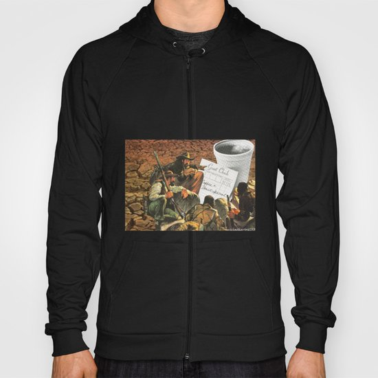 Who's Going To Pay This Time ? Hoody