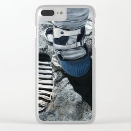 Moonboot Clear iPhone Case