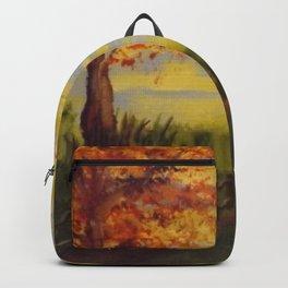Summer's Sunset Backpack
