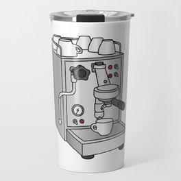 Espresso machine filter-holder Barista Travel Mug