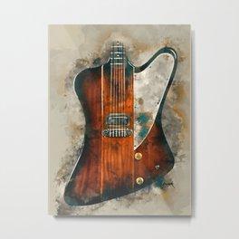 Eric Clapton's guitar Metal Print