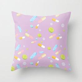 Hylian RX Throw Pillow