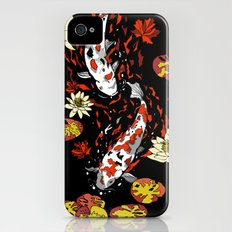 FALLING FISHES Slim Case iPhone (4, 4s)