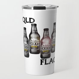Queensland Flag xxxx Travel Mug