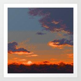 Landscape XL Art Print