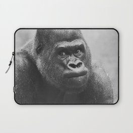 The Look Of A Silver Back Laptop Sleeve