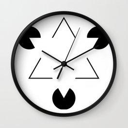 Optical Illusion #6 Wall Clock