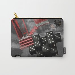 time is running  Carry-All Pouch