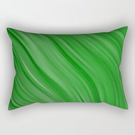 stripes wave pattern 1 depi Rectangular Pillow