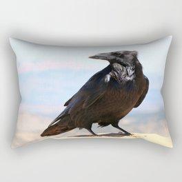 Bryce Canyon Raven Rectangular Pillow