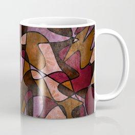 """Everyday Remnants"" Abstract, Alt 5 Coffee Mug"