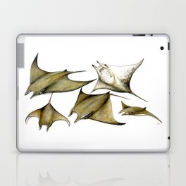 Chilean devil manta ray (Mobula tarapacana) Laptop & iPad Skin