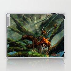 Forest Parkour  Laptop & iPad Skin