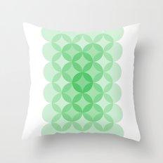 Geometric Abstraction III Throw Pillow