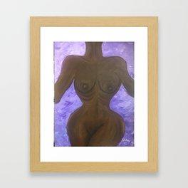 The Misunderstood Body Framed Art Print