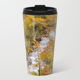 Colored Forest Landscape, Patagonia - Argentina Travel Mug