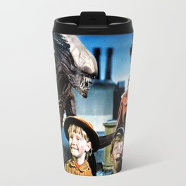 Alien in Mary Poppins Travel Mug