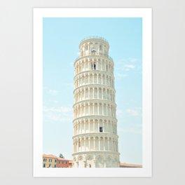 Postcards from Italy: Pisa Art Print